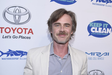 Sam Trammell Keep It Clean Comedy Benefit For Waterkeeper Alliance