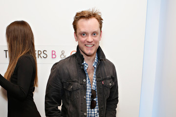 Sam Troughton Celebs Arrive at the 'Bull at Brits' After Party