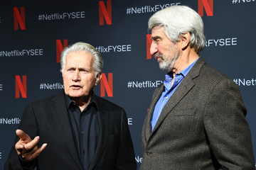 Sam Waterston FYC Event For Netflix's 'Grace And Frankie'
