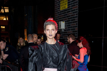 Samantha Angelo 'Rei Kawakubo/Comme des Garcons: Art of the In-Between' Costume Institute Gala - After Parties