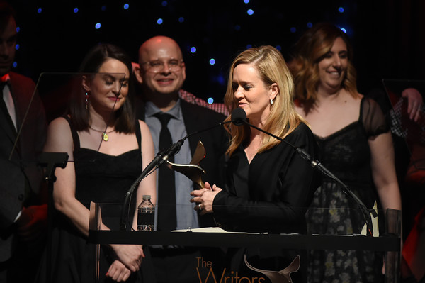 72nd Writers Guild Awards - New York Ceremony - Inside