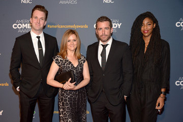 Samantha Bee Jason Jones 2014 American Comedy Awards - Arrivals