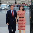 Samantha Cameron The Queen And Duke Of Edinburgh Attend Service On the Eve Of The Centenary Of The Battle Of The Somme