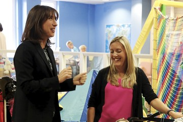 Samantha Cameron Samantha Cameron Visits West Sussex Charity For Disabled Children