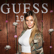 Samantha Hoopes GUESS 1981 Fragrance Launch