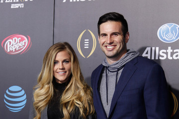 Samantha Ponder Allstate Party at the Playoff Blue Carpet Photos