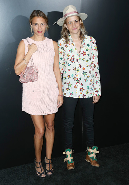 Chanel Dinner Celebrating L'Eau With Lily-Rose Depp, Los Angeles, CA - Arrivals