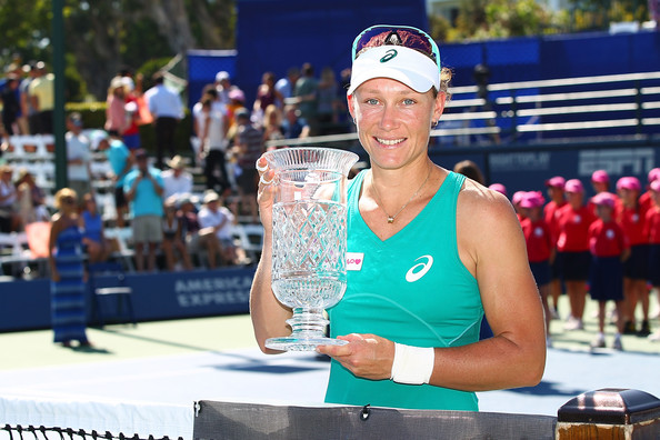Samantha Stosur - Southern California Open - Day Seven