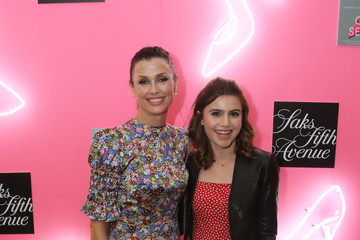 Sami Gayle Saks Fifth Avenue Hosts Launch For 'Our Shoes, Our Selves' By Bridget Moynahan