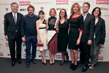 "Sami Gayle The Cinema Society And Montblanc Host A Screening Of IFC Films' ""Hateship Loveship""- Arrivals"