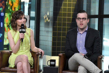 Sami Gayle Celebrities Visit Build - May 1, 2018