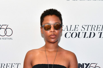 Samira Wiley 56th New York Film Festival - 'If Beale Street Could Talk' - Arrivals