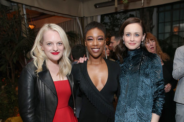 Samira Wiley Premiere Of Hulu's 'The Handmaid's Tale' Season 2 - After Party