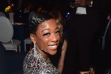 Samira Wiley 70th Emmy Awards - Governors Ball