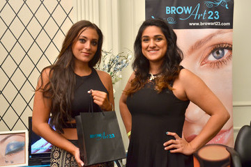 Sammi Giancola GBK & Pilot Pen's Luxury Style Lounge During New York Fashion Week - Day 1