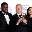 Samson Kayo Virgin Media British Academy Television Awards 2019 - Press Room