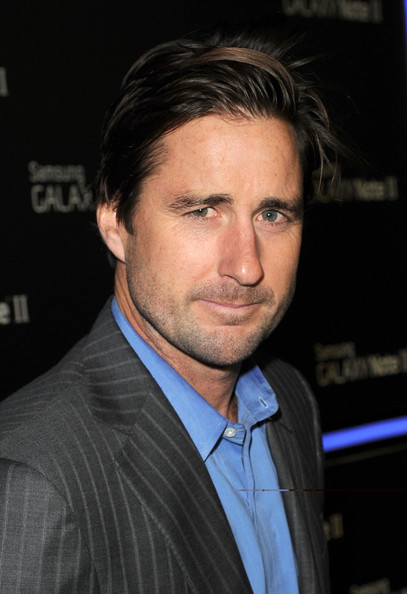 Luke Wilson Samsung Galaxy Note II Beverly