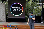 The Samsung Galaxy Experience at SXSW