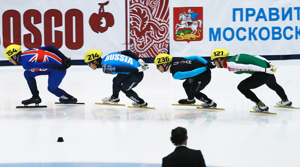 Samsung ISU World Cup Short Track: Day 2