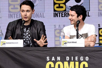 Samuel Barnett Comic-Con International 2017 - 'Doctor Who' BBC America Official Panel