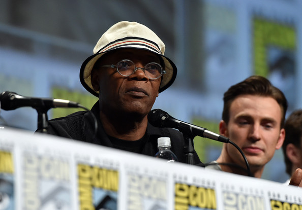 """Marvel's Hall H Panel For """"Avengers: Age Of Ultron"""""""