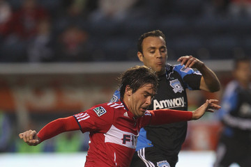 Diego Chavez San Jose Earthquakes v Chicago Fire