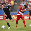 David Ferreria San Jose Earthquakes v FC Dallas