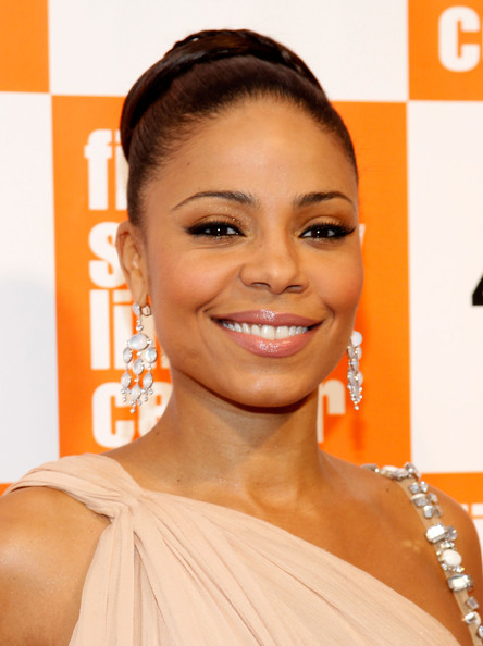 In This Photo: Sanaa Lathan. Actress Sanaa Lathan attends The Film Society ...