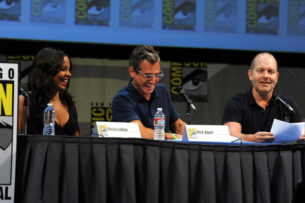 """""""The Cleveland Show"""" Panel - Comic-Con 2011"""