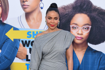 Sanaa Lathan The Premiere Of Universal Pictures 'Little'  - Arrivals