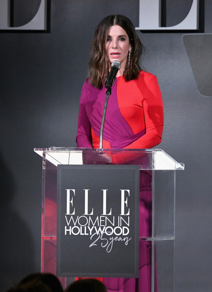 ELLE's 25th Annual Women In Hollywood Celebration Presented By L'Oreal Paris, Hearts On Fire And CALVIN KLEIN - Moët & Chandon