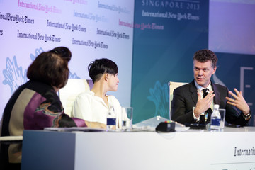 Sandra Choi International New York Times Luxury Conference