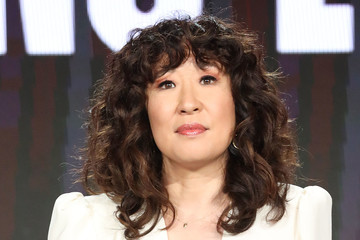 Sandra Oh 2019 Winter TCA Tour - Day 12