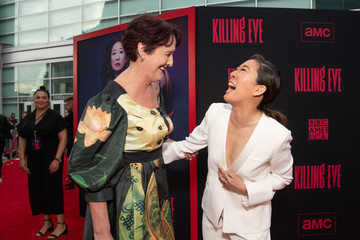 Sandra Oh Premiere Of BBC America And AMC's 'Killing Eve' Season 2 - Red Carpet
