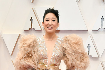 Sandra Oh 2020 Getty Entertainment - Social Ready Content