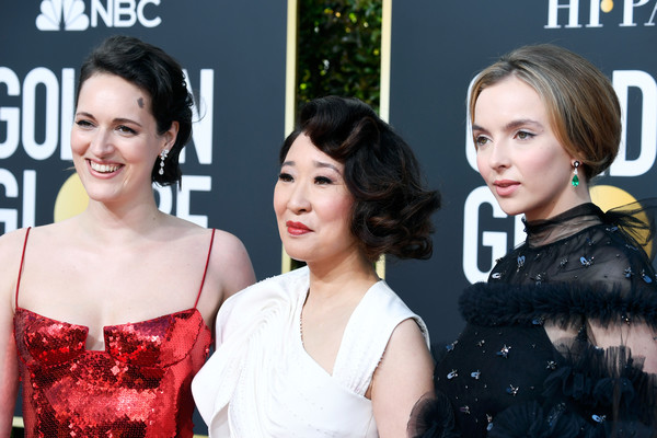 Sandra Oh and Phoebe Waller-Bridge Photos - 1 of 14