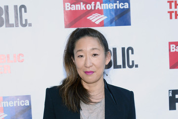Sandra Oh The Public Theater's Annual Gala