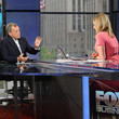 Sandra Smith WPP Group CEO Sir Martin Sorrell and Ryan Serhant Visit Fox Business Network's 'Opening Bell' - May 15, 2015
