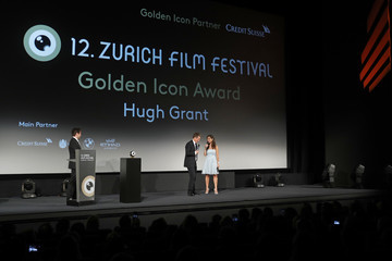 Sandra Studer 'Florence Foster Jenkins' Premiere and Golden Icon Award - 12th Zurich Film Festival