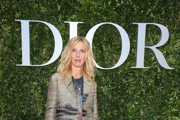 Sandrine Kiberlain Christian Dior Celebrates 70 Years of Creation - Exhibition At Musee des Arts Decoratifs - Photocall