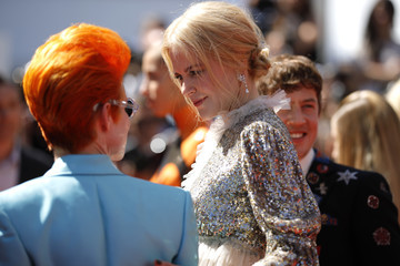 Sandy Powell 'How to Talk to Girls at Parties' Red Carpet Arrivals - The 70th Annual Cannes Film Festival