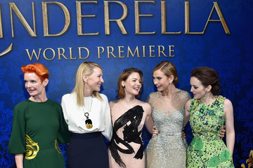 Sandy Powell 'Cinderella' Premieres in Hollywood — Part 2