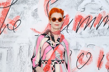 Sandy Powell Serpentine Summer Party 2018 - Arrivals