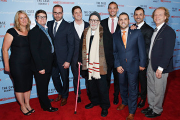 Sandy Stier Paul Katami 'The Case Against 8' Screening in NYC