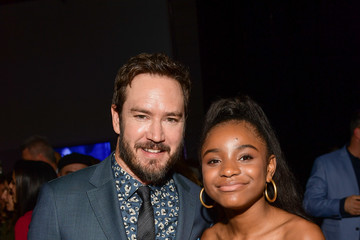 Saniyya Sidney FOX's 'The Passage' Premiere Party - After Party