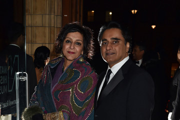 Sanjeev Bhaskar The Prince of Wales and Duchess of Cornwall Attend a Reception and Dinner for Supporters of The British Asian Trust - Dinner Speeches