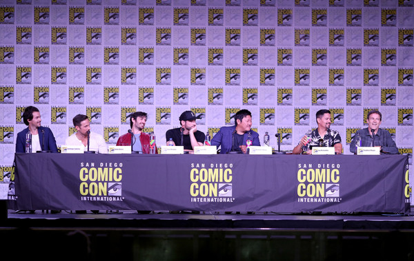 Entertainment Weekly 'Brave Warriors' At San Diego Comic-Con 2018