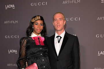 Santigold 2017 LACMA Art + Film Gala Honoring Mark Bradford and George Lucas Presented by Gucci - Red Carpet