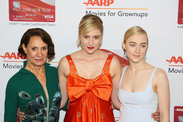 Saoirse Ronan AARP's 17th Annual Movies For Grownups Awards - Arrivals
