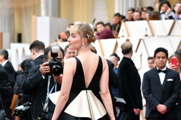 Saoirse Ronan 92nd Annual Academy Awards - Arrivals
